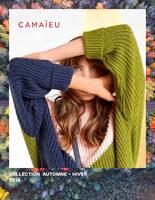 Catalogue Camaïeu en cours, Collection Automne - Hiver 2018, Page 1