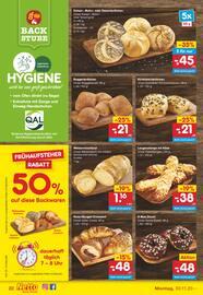 Aktueller Netto Marken-Discount Prospekt, EINER FÜR ALLES. ALLES FÜR GÜNSTIG., Seite 22