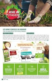Catalogue Gamm Vert en cours, À vous de potager !, Page 2