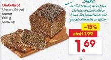 Backwaren im aktuellen Netto Marken-Discount Prospekt für 1.69€