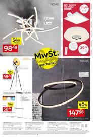 Aktueller XXXLutz Möbelhäuser Prospekt, Kaufen leicht gemacht!, Seite 4