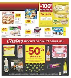 Catalogue Casino Supermarchés en cours, L'évènement promo de l'année - Épisode 2, Page 9