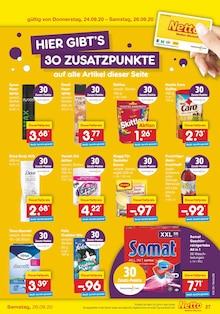 Netto Marken-Discount Spuelmittel im Prospekt EINER FÜR ALLES. ALLES FÜR GÜNSTIG.