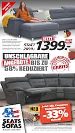 Aktueller Seats and Sofas Prospekt, Unschlagbare Angebote, Seite 2