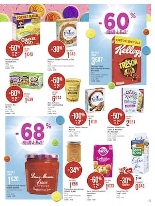 Catalogue Géant Casino en cours, Faites vous-plaisir cet été !, Page 37