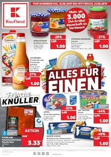 Kaufland - ALLES FÜR EINEN