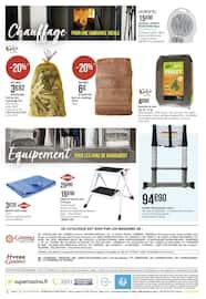 Catalogue Casino Supermarchés en cours, Les belles inspirations brico & déco, Page 4