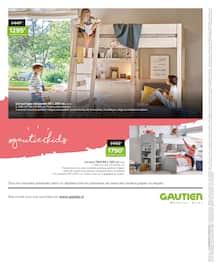 Catalogue Gautier en cours, Les Jours G, Page 4