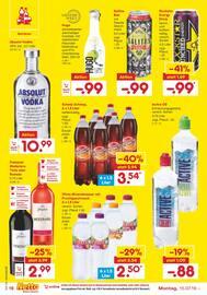 Aktueller Netto Marken-Discount Prospekt, Nachhaltig und lecker!, Seite 16