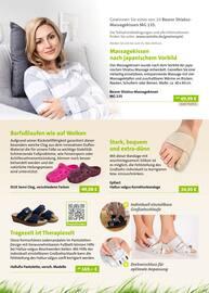 Aktueller Th. Lückenotto GmbH  Sanitätshaus Orthopädie- und Rehatechnik Prospekt, Fit und mobil durch den Frühling, Seite 4