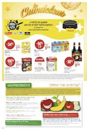 Catalogue Casino Supermarchés en cours, Les 366 jours les + promo de France, Page 24