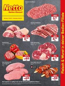 Netto Marken-Discount - Fleisch & Wurst in Ihrer Bedien-Filiale