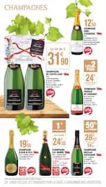 Catalogue Carrefour Market en cours, La seule foire aux vins notée par La revue du vin de France, Page 24