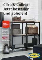 Aktueller IKEA Prospekt, Click & Collect: Jetzt bestellen und abholen, Seite 1