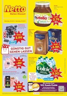 Netto Marken-Discount, GÜNSTIG GUT GEHEN LASSEN für Karlsruhe