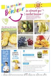 Catalogue Casino Supermarchés en cours, La semaine du bonheur, Page 2