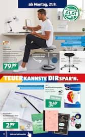 Aktueller ALDI SÜD Prospekt, Meine Woche, Seite 12