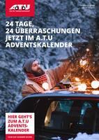Aktueller A.T.U Auto Teile Unger Prospekt, 24 TAGE, 24 ÜBERRASCHUNGEN JETZT IM  A.T.U ADVENTSKALENDER, Seite 1