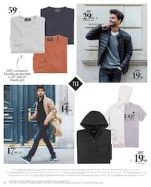 Catalogue Carrefour en cours, Collection Tex Automne, Page 12