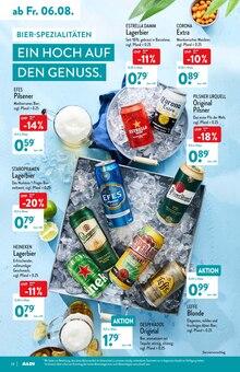 Alkoholische Getraenke im ALDI Nord Prospekt ALDI. Jeden Tag besonders - einfach ALDI. auf S. 27