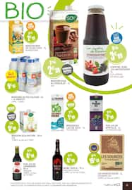 Catalogue NaturéO en cours, Mon marché BIO, Page 11