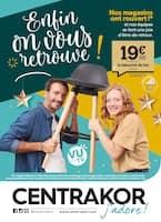 Catalogue Centrakor en cours, Enfin on vous retrouve !, Page 1