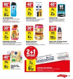 Catalogue Carrefour Market en cours, Les promos à croquer, Page 39