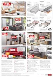 Aktueller XXXLutz Möbelhäuser Prospekt, PREMIUM SHOPPING WEEK, Seite 3