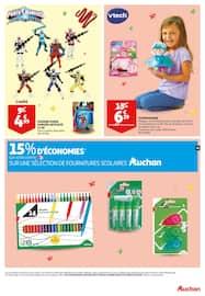 Catalogue Auchan en cours, Anniversaire Mégagénéreux, Page 46