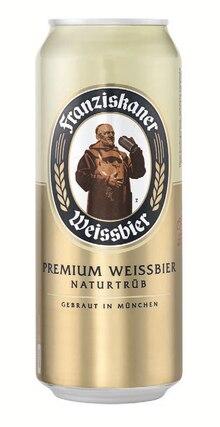 Bier von Franziskaner im aktuellen Lidl Prospekt für 0.79€
