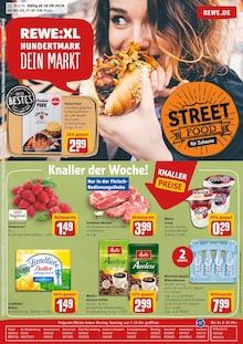 REWE, STREET FOOD FÜR ZUHAUSE für Fehl-Ritzhausen