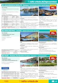 Aktueller Netto Marken-Discount Prospekt, Reisen … zu Netto-Preisen!, Seite 37