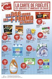Catalogue Casino Supermarchés en cours, Les 366 jours les + promo de France, Page 2
