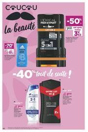 Catalogue Casino Supermarchés en cours, Les 30 jours Casino live, Page 52