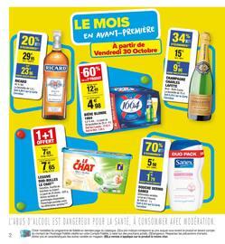 Catalogue Carrefour Market en cours, Les promos à croquer, Page 2