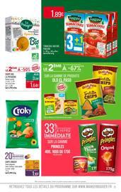Catalogue Supermarchés Match en cours, Matchissime !, Page 23
