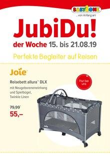 BabyOne - Jubidu! Der Woche