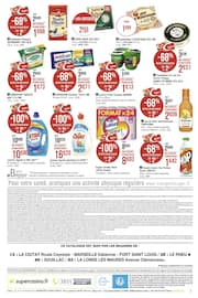 Catalogue Casino Supermarchés en cours, Le mois Casinomania, Page 7
