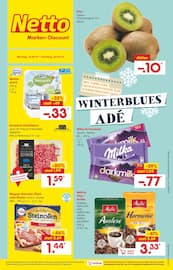 Netto Marken-Discount, WINTERBLUES ADÉ für Berlin