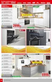 Aktueller Die Möbelfundgrube Prospekt, Traumküchen 2021!, Seite 8