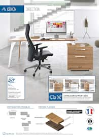 Catalogue Top Office en cours, Mobilier de bureau, Page 38