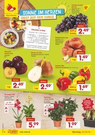 Aktueller Netto Marken-Discount Prospekt, Bei uns im Angebot: Beste Sommerlaune, Seite 4
