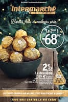 Catalogue Intermarché en cours, Bonnes fêtes et meilleurs prix, Page 1