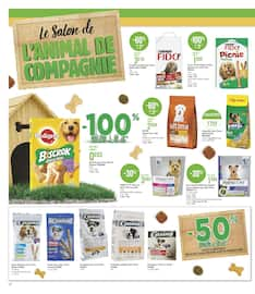 Catalogue Géant Casino en cours, Le salon de l'animal de compagnie, Page 2