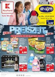 Kaufland, Die neue Preiszeit ist da! für Hannover