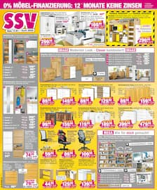 Aktueller SB Möbel Boss Prospekt, SSV, Seite 10
