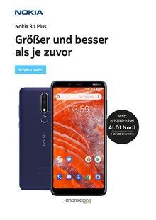 Nokia, NOKIA 3.1 PLUS - GRÖSSER UND BESSER ALS JE ZUVOR für Berlin