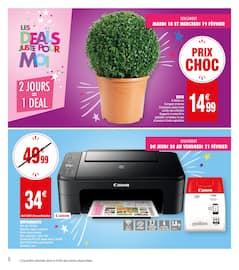 Catalogue Carrefour Market en cours, Le mois juste pour moi, Page 6