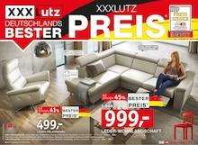 XXXLutz Möbelhäuser, DEUTSCHLANDS BESTER PREIS für Duisburg