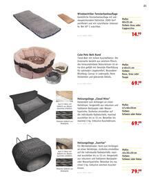 Aktueller Das Futterhaus Prospekt, Spezial Katalog für Katzen, Seite 21